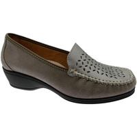 Chaussures Femme Mocassins Calzaturificio Loren LOK3929ta tortora