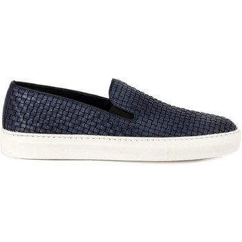 Chaussures Homme Slips on Soldini INTRECCIO Blu