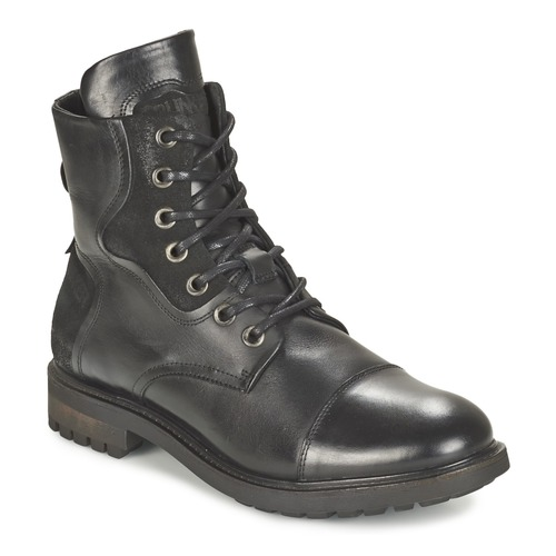 Bottines / Boots Bunker RESCUE Noir 350x350