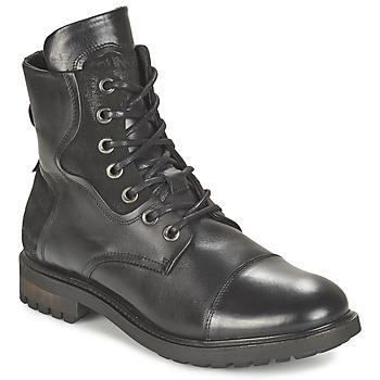 Bottines / Boots Bunker RESCUE Noir 350x350