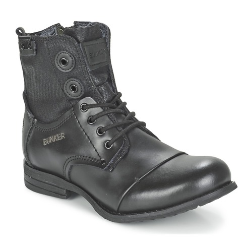 Bottines / Boots Bunker SARA Noir 350x350