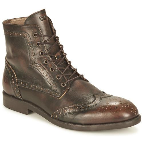 Chaussures Homme Boots Coqueterra DON Café