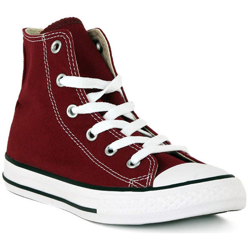 Chaussures Homme Baskets basses Converse ALL STAR HI MAROON Marrone