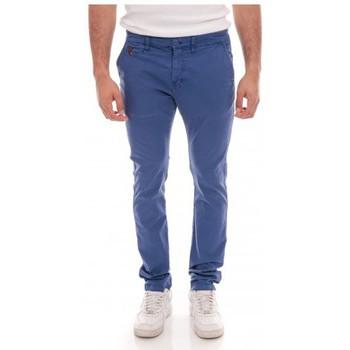 Vêtements Homme Pantalons 5 poches Ritchie PANTALON CHINO COLSH Royal