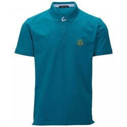 Vêtements Homme T-shirts & Polos Selected Polo   Aro Ocean bleu