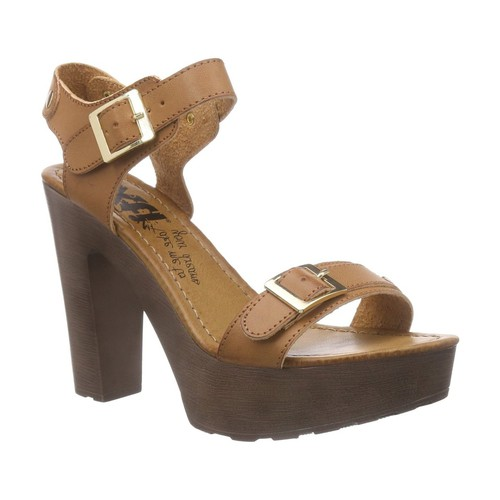 Chaussures Femme Sandales et Nu-pieds Xti 45068 marron