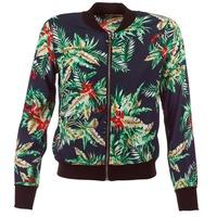 Vêtements Femme Vestes / Blazers Moony Mood MIBOU Marine / Vert