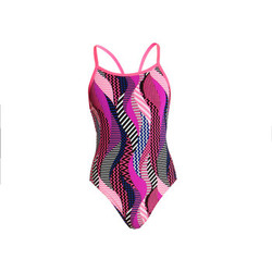 Vêtements Fille Maillots de bain 1 pièce Funkita Single Strap foxy locks