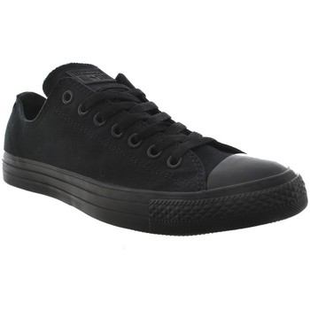 Chaussures Femme Baskets basses Converse baskets mode  chuck taylor all star ox noir noir