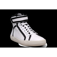 Chaussures Homme Baskets montantes Heritage Battle v 16 Blanc