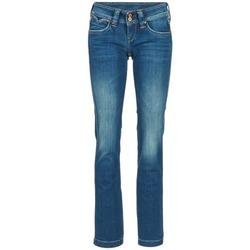 Vêtements Femme Jeans droit Pepe jeans BANJI D67