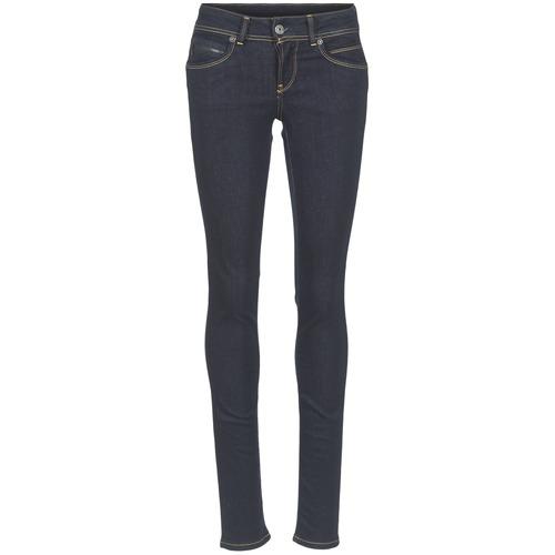 Vêtements Femme Jeans slim Pepe jeans NEW BROOKE M15 Bleu Brut