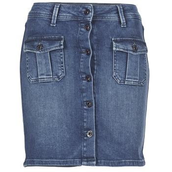 Jupes Pepe jeans SCARLETT Bleu 350x350