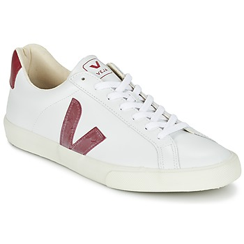Baskets mode Veja ESPLAR Blanc / Rouge 350x350