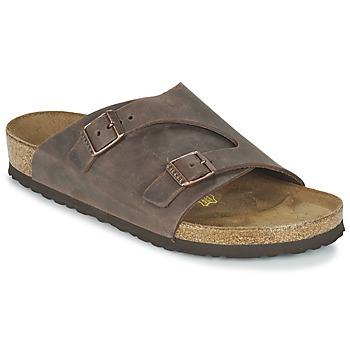 Chaussures Mules Birkenstock ZURICH Marron