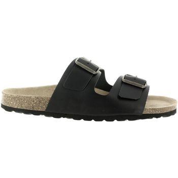 Chaussures Homme Mules La Maison De L'espadrille 3565 noir