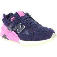 Chaussures Fille Baskets basses New Balance KL580 NOIR