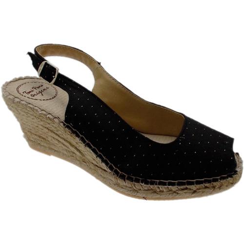 Chaussures Femme Sandales et Nu-pieds Toni Pons TOPCOIMBRAne nero