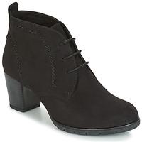 Chaussures Femme Bottines Marco Tozzi POUSSAR Noir