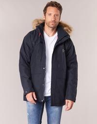 Vêtements Homme Parkas Helly Hansen COASTAL 2 PARKA Marine