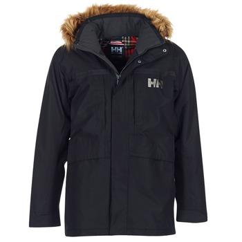 Vêtements Homme Parkas Helly Hansen COASTAL 2 PARKA Noir