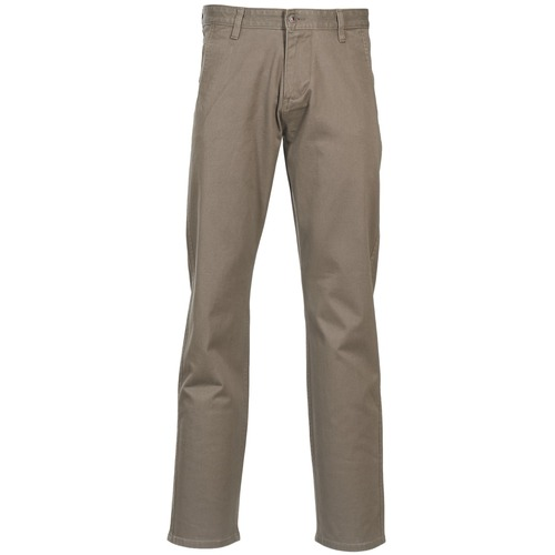 Pantalons Dockers ALPHA SLIM TAPERED Gris 350x350