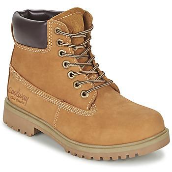 Bottines / Boots Coolway BASIL Miel 350x350