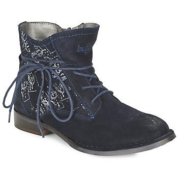 Chaussures Femme Boots Bugatti LEEALE Marine
