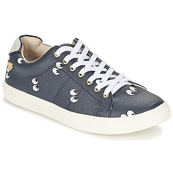Chaussures Femme Baskets basses Lollipops YAKUZA SNEAKERS Marine