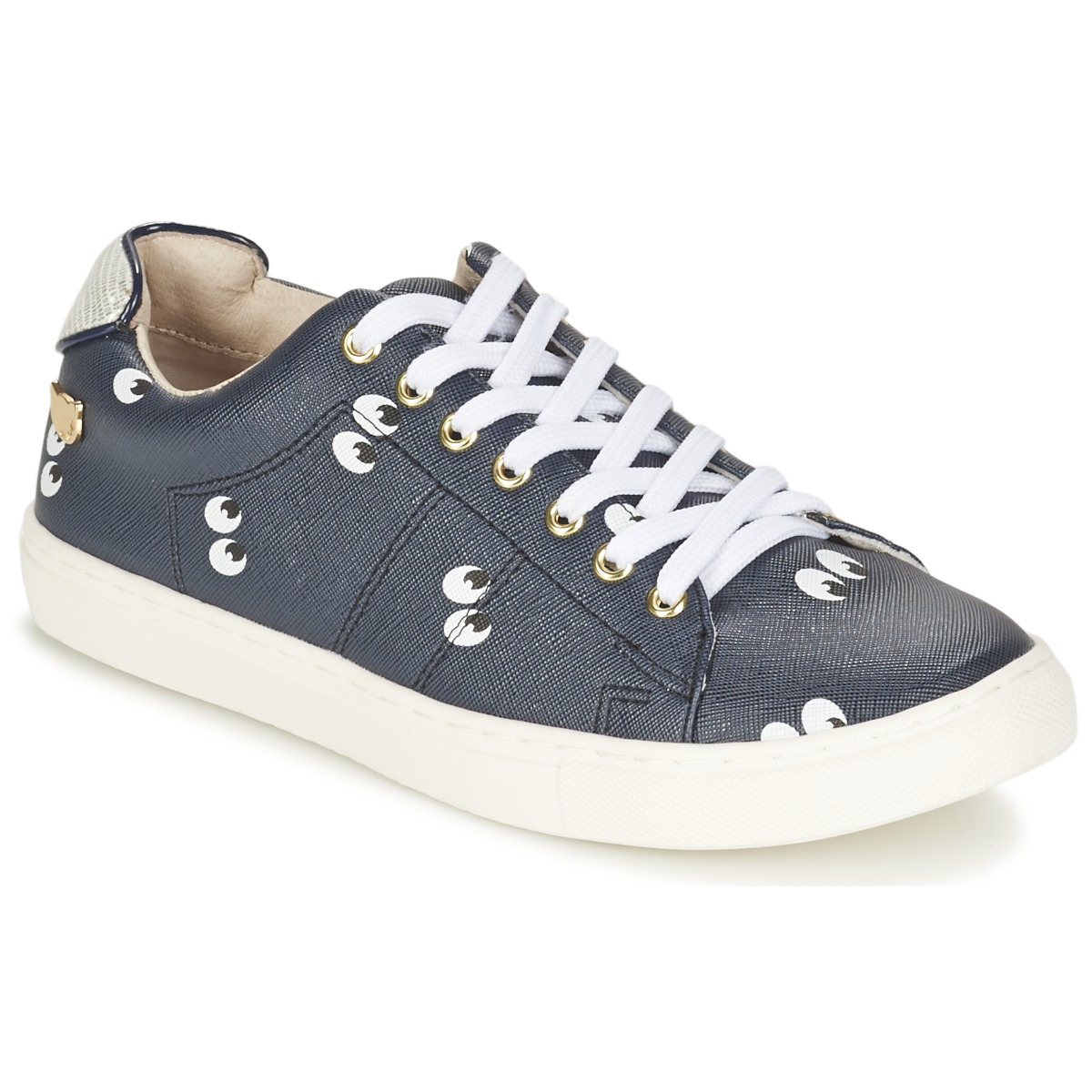 Lollipops YAKUZA SNEAKERS Marine