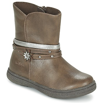 Chaussures Fille Boots Chicco CLAUDY Marron