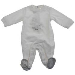 Vêtements Enfant Combinaisons / Salopettes Chicco Onesie Fille Nouveaux-nés