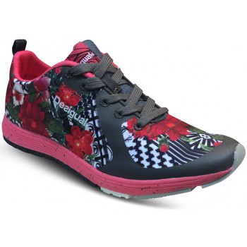 Chaussures Femme Baskets basses Desigual SNEAKERS Gris
