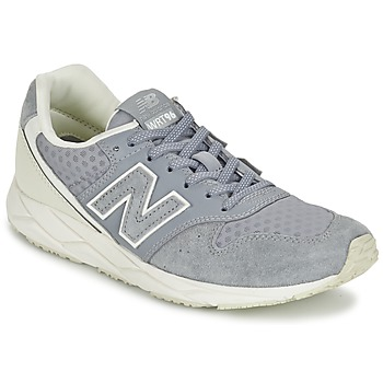 Chaussures Femme Baskets basses New Balance WRT96 Gris