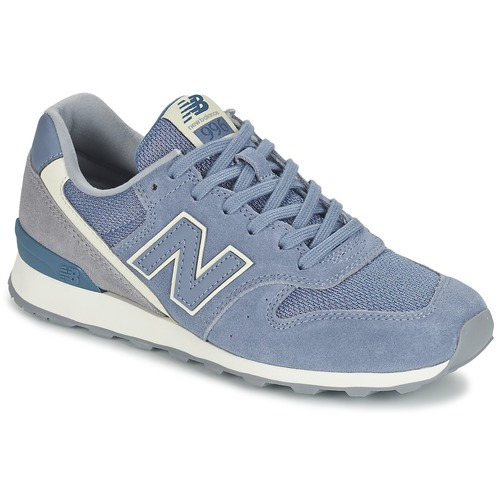 Baskets mode New Balance WR996 Bleu 350x350