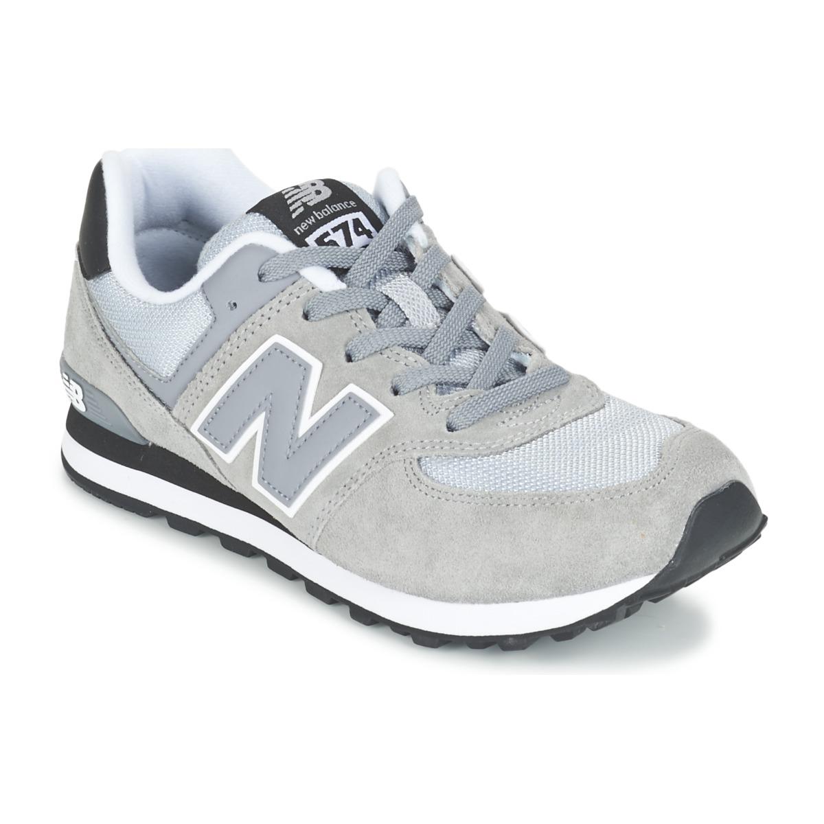New Balance KL574 Gris / Noir