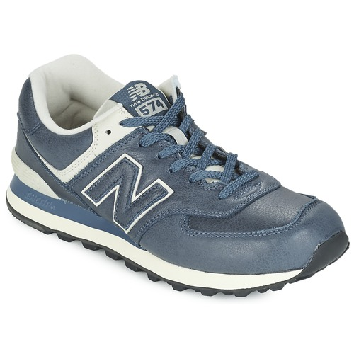 Baskets mode New Balance ML574 Bleu 350x350