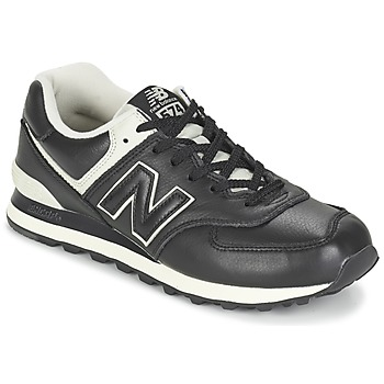 Chaussures Baskets basses New Balance ML574 Noir
