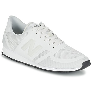 Chaussures Baskets basses New Balance U420 Blanc