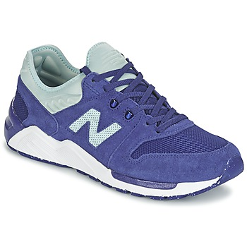 Baskets mode New Balance ML009 Bleu 350x350