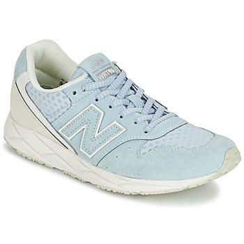 Baskets mode New Balance WRT96 Bleu 350x350