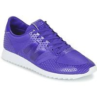Chaussures Femme Baskets basses New Balance WL420 Violet