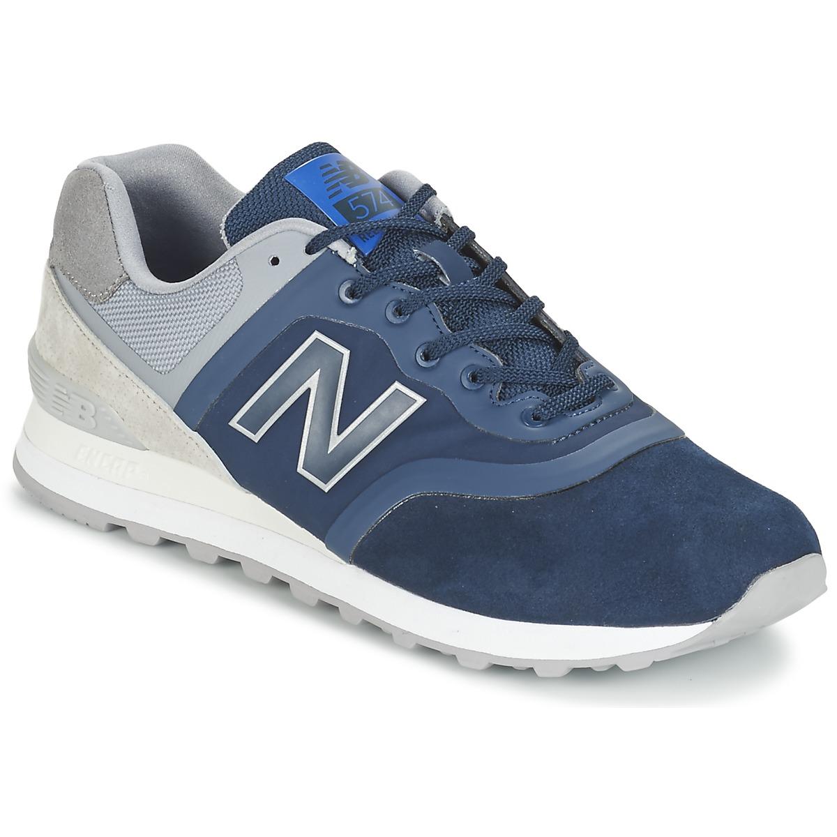 New Balance MTL574 Bleu / Gris