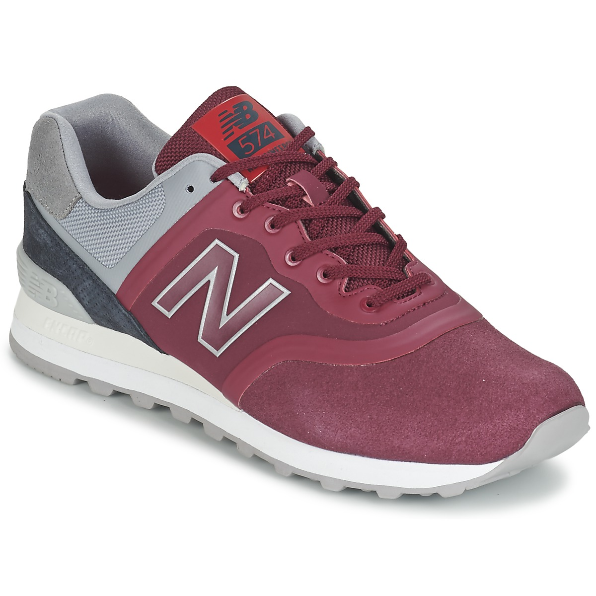 New Balance MTL574 Rouge / Gris