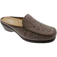 Chaussures Femme Mules Calzaturificio Loren LOK3953ta tortora