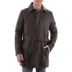 Vêtements Homme Manteaux Mac Douglas Railway Agneau Marron (clair) Marron