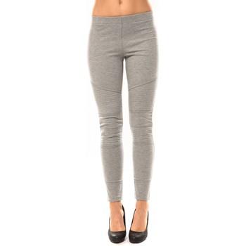 Collants Sweet company jogging legging place du jour gris