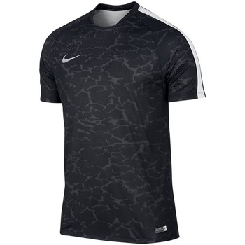 Vêtements Homme T-shirts manches courtes Nike Maillot de football  Flash CR7 - 777544-011 Noir