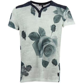 Vêtements Homme T-shirts manches courtes Redskins Tee-shirt  Latone Redcape (Bleu) Bleu