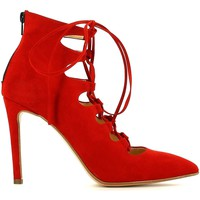 Chaussures Femme Escarpins Grace Shoes 7135 Decolletè Femmes Rouge